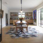 Küche Bodenfliesen Besondere Zementkacheln In Der Kche Miniküche Mintgrün Ikea Kosten Granitplatten Spüle Industrie Landhausstil Eckunterschrank Wohnzimmer Küche Bodenfliesen