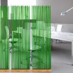 Paravent Bambus Wohnzimmer Paravent Bambus Grne Raumteiler Raumtrenner Fr Bro Bros Mit Garten Bett