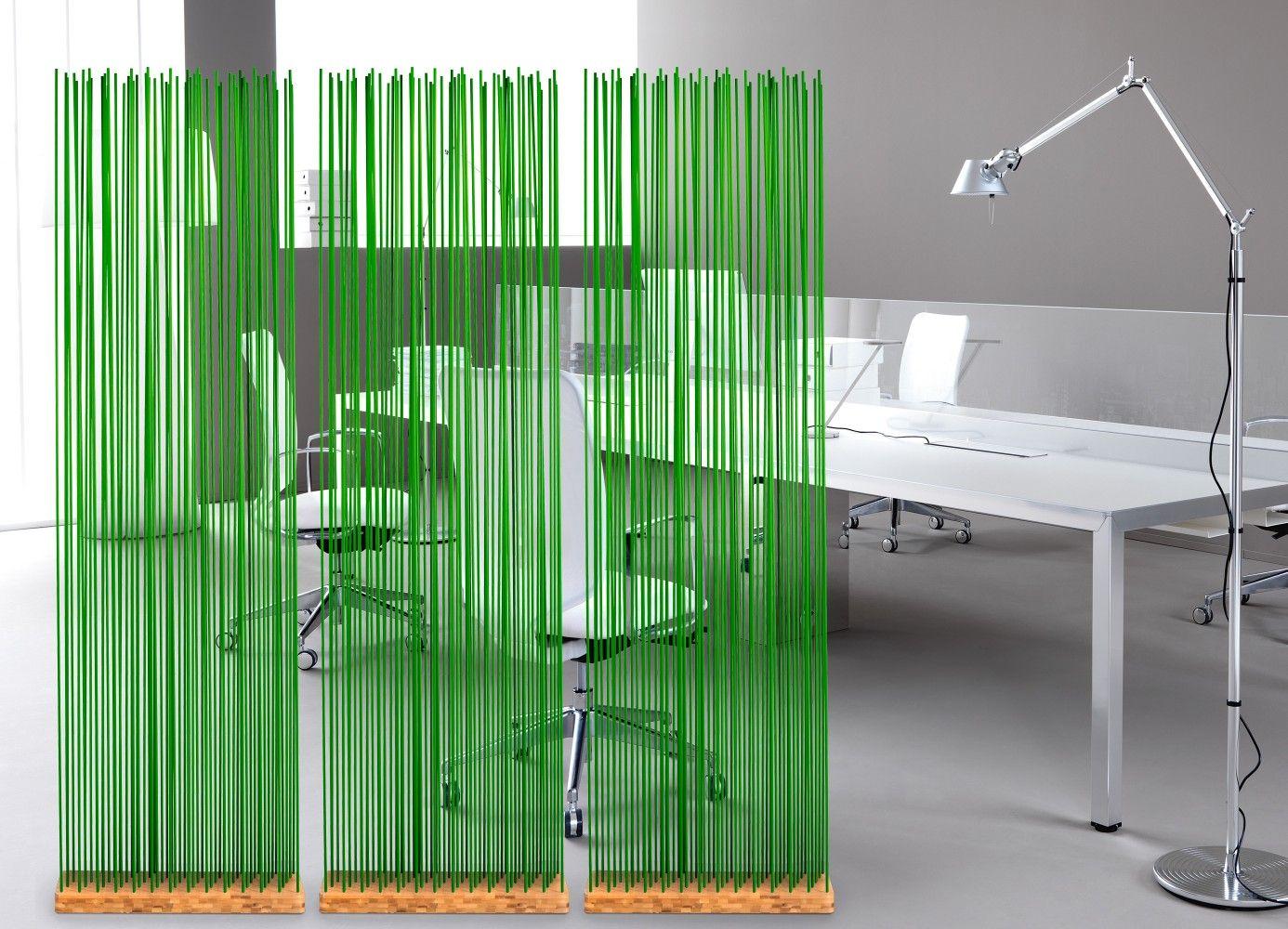 Full Size of Paravent Bambus Grne Raumteiler Raumtrenner Fr Bro Bros Mit Garten Bett Wohnzimmer Paravent Bambus