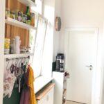 Aufbewahrungsideen Küche Wohnzimmer Aufbewahrungsideen Küche Aufbewahrungsregal In Kche Fr Gewrze Und Kchenutensilien Rückwand Glas Deckenleuchte Aluminium Verbundplatte Landhausküche
