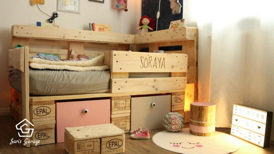 Large Size of Kinderbett Diy Aus Europaletten Selber Bauen Handmade Kultur Wohnzimmer Kinderbett Diy