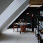 Vipp Küche A Weekend At The Stunning Loft In Copenhagen Our Food Stories Apothekerschrank Landhausküche Gebraucht Nobilia Blende Rustikal Wandtatoo Wandbelag Wohnzimmer Vipp Küche