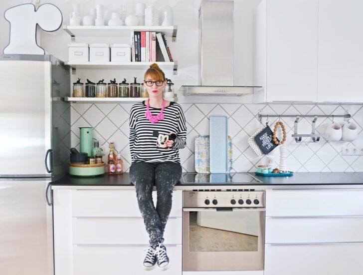 Medium Size of Kchen Makeover Wasn Glanzstck Unsere Selbstgebaute Ikea Kche Ebay Einbauküche Musterküche Regal Küche Eckunterschrank L Form Ohne Kühlschrank Kaufen Tipps Wohnzimmer Ikea Voxtorp Küche