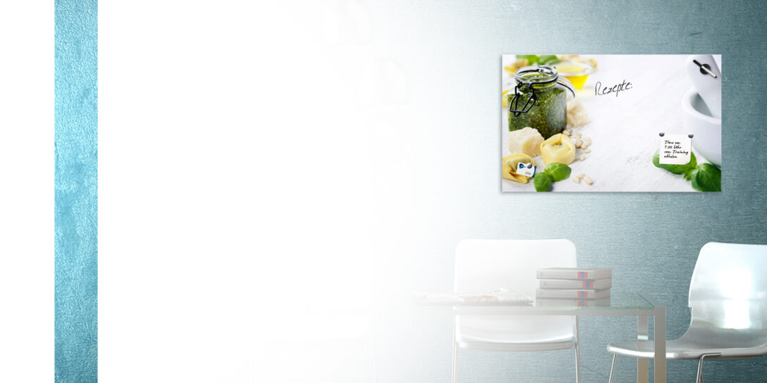 Large Size of Pinnwand Küche Attraktive Glas Magnettafel Fr Kche Mit 2 Whiteboardmarkern Kräutergarten Aluminium Verbundplatte Günstig Elektrogeräten Arbeitstisch Wohnzimmer Pinnwand Küche