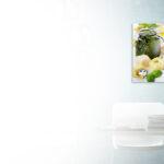 Pinnwand Küche Attraktive Glas Magnettafel Fr Kche Mit 2 Whiteboardmarkern Kräutergarten Aluminium Verbundplatte Günstig Elektrogeräten Arbeitstisch Wohnzimmer Pinnwand Küche