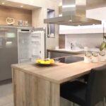 Schne Ideen Kche Zweifarbig Und Fantastische Moderne Kchen Einbauküche Selber Bauen Holzofen Küche Aluminium Verbundplatte Selbst Zusammenstellen U Form Wohnzimmer Küche Zweifarbig