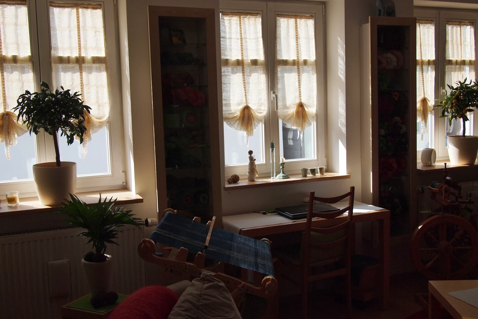 Full Size of Gardinen Doppelfenster Einfach Mal Machen Scheibengardinen Küche Wohnzimmer Für Die Schlafzimmer Fenster Wohnzimmer Gardinen Doppelfenster