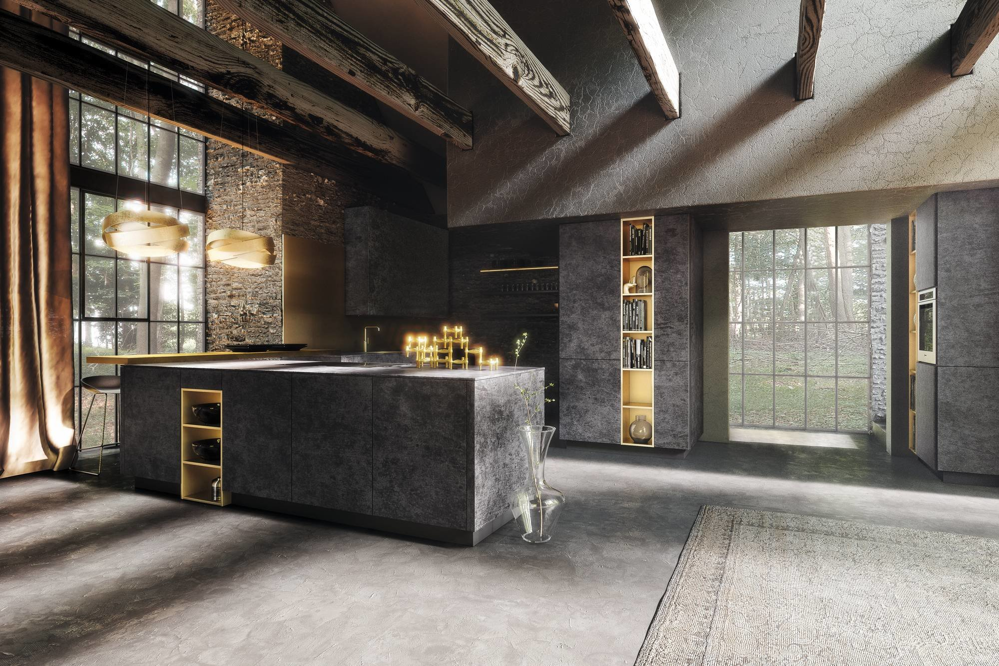 Full Size of Alno Küchen Kchen Kaufen Hochwertige Kche Bis Zu 70 Gnstiger Regal Küche Wohnzimmer Alno Küchen