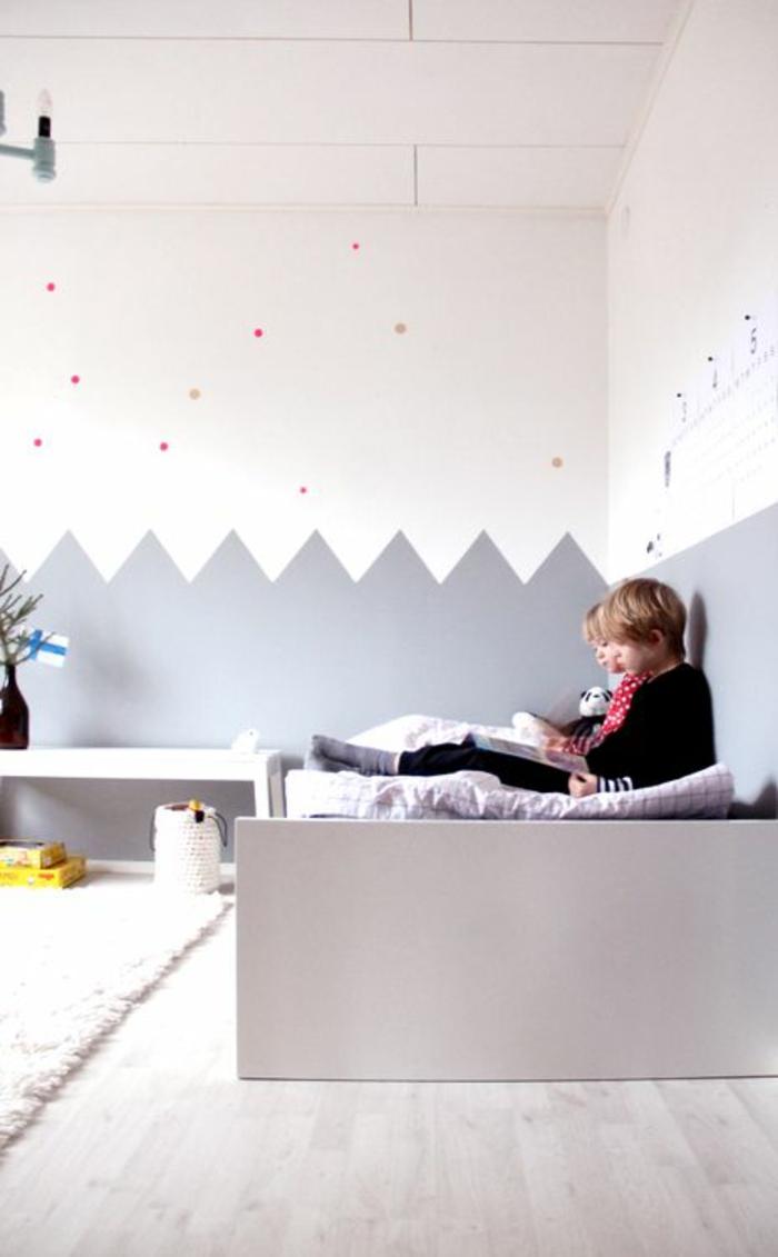 Full Size of Kinderzimmer Wandfarbe Nach Den Feng Sregeln Aussuchen Regal Weiß Regale Sofa Wohnzimmer Wandgestaltung Kinderzimmer Jungen