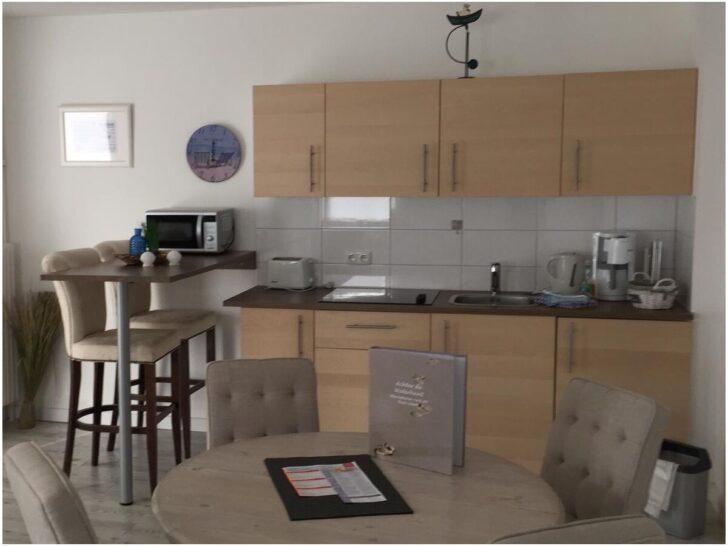 Medium Size of Küchen Bartisch Ferienwohnung Juist Im Haus Achter De Waterkant Küche Regal Wohnzimmer Küchen Bartisch
