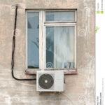 Fenster Klimaanlage Wohnzimmer Fenster Klimaanlage Mit Stockbild Bild Von Konditionierung 27442353 Lüftung Roro Rollos Innen Abus Einbruchschutzfolie Putzen Weihnachtsbeleuchtung