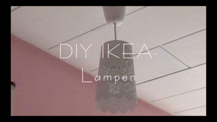Medium Size of Lampen Wohnzimmer Decke Ikea Diy Youtube Vorhang Relaxliege Stehleuchte Deckenlampe Modulküche Led Deckenleuchte Schlafzimmer Stehlampe Teppich Bad Esstisch Wohnzimmer Lampen Wohnzimmer Decke Ikea