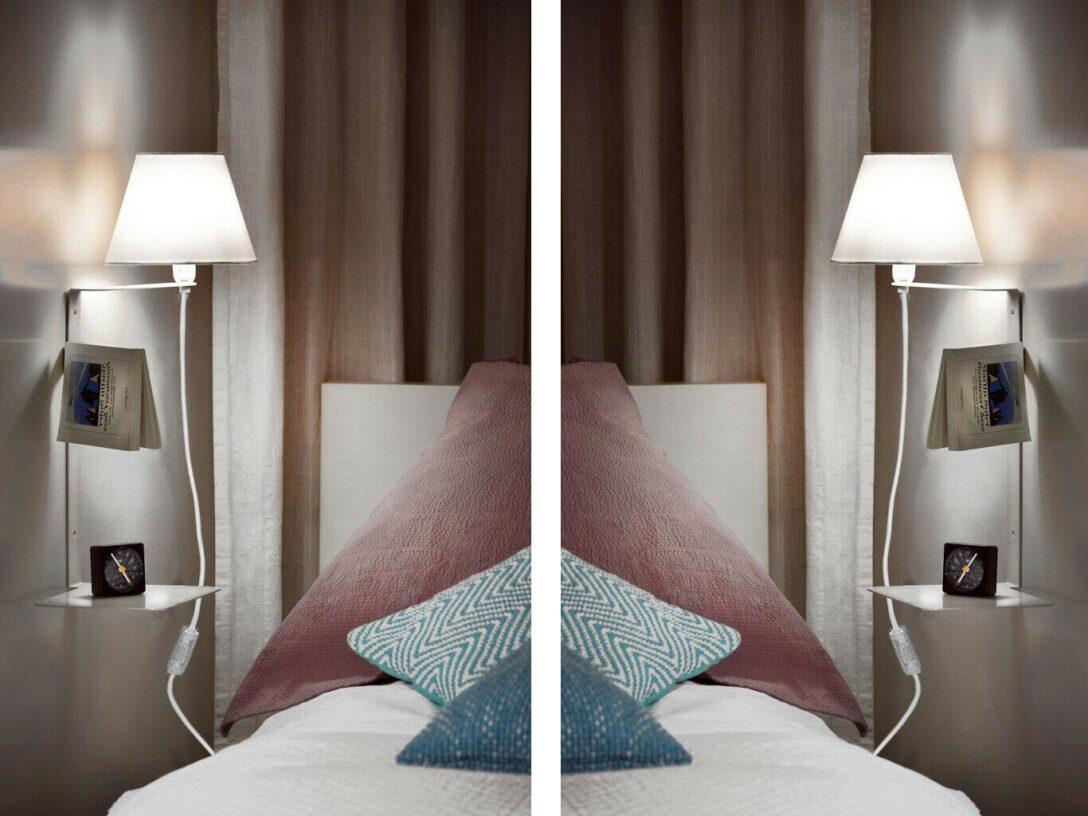 Large Size of Schlafzimmer Wandlampen Wandlampe Mit Ablage Schalter Nachttischlampe Komplett Poco Lampen Gardinen Romantische Klimagerät Für Komplettangebote Vorhänge Wohnzimmer Schlafzimmer Wandlampen