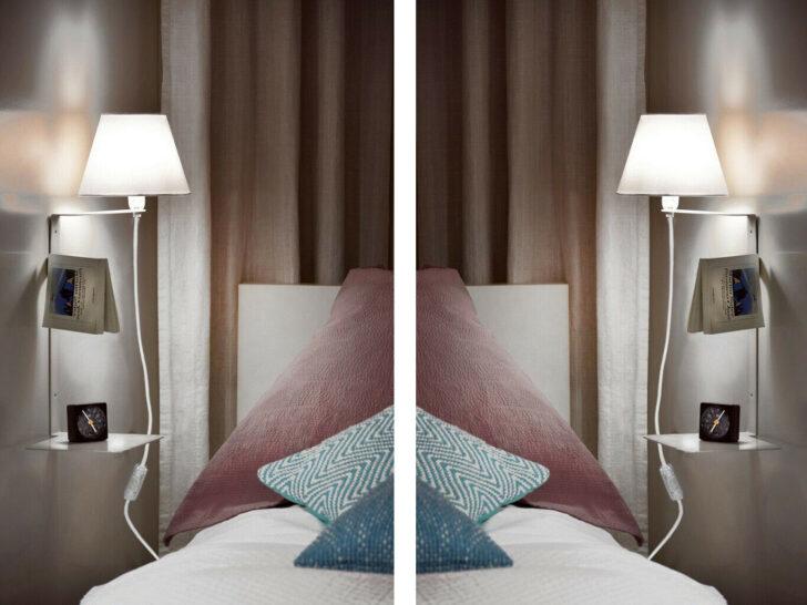 Medium Size of Schlafzimmer Wandlampen Wandlampe Mit Ablage Schalter Nachttischlampe Komplett Poco Lampen Gardinen Romantische Klimagerät Für Komplettangebote Vorhänge Wohnzimmer Schlafzimmer Wandlampen