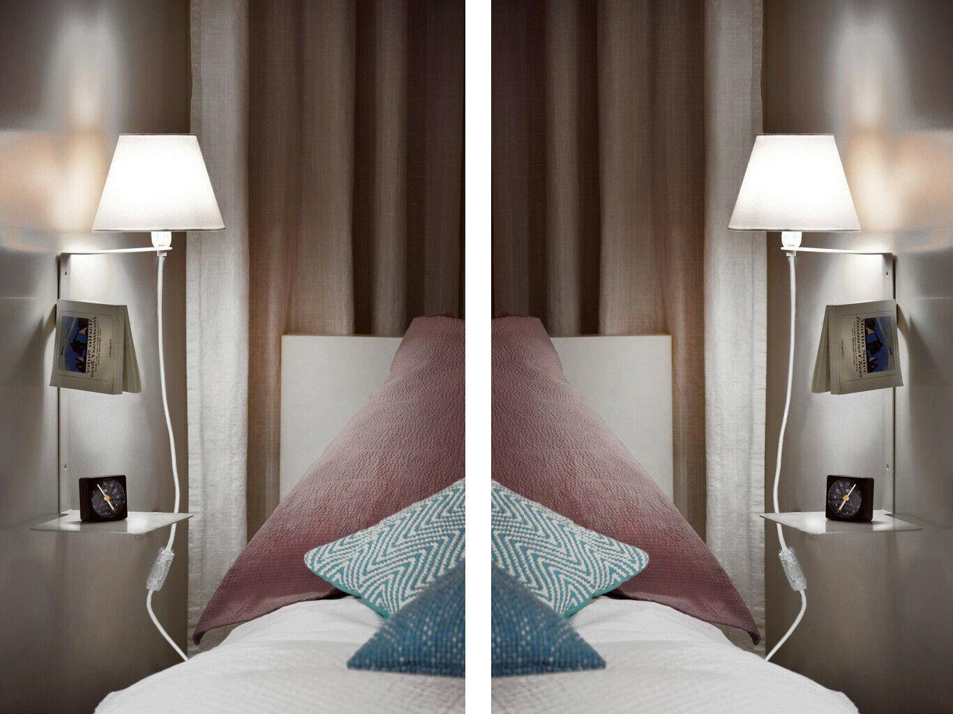 Full Size of Schlafzimmer Wandlampen Wandlampe Mit Ablage Schalter Nachttischlampe Komplett Poco Lampen Gardinen Romantische Klimagerät Für Komplettangebote Vorhänge Wohnzimmer Schlafzimmer Wandlampen
