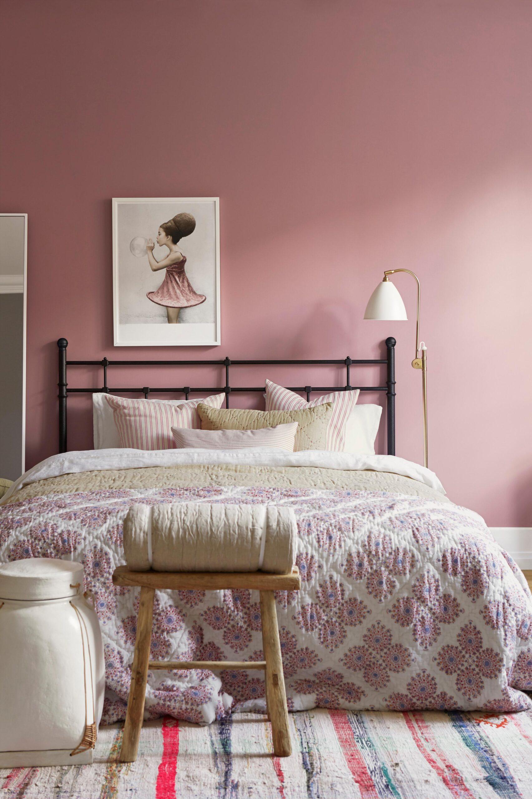 Full Size of Wandfarbe Rosa Bilder Ideen Couch Küche Wohnzimmer Wandfarbe Rosa