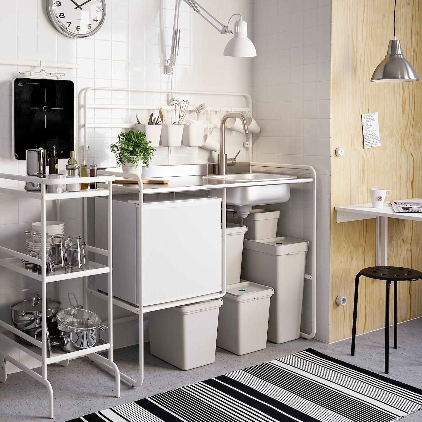 Full Size of Ikea Kchen Behlter Mlltrennsysteme Abfalltrennsysteme Fr Abluftventilator Küche Jalousieschrank Edelstahlküche Gebraucht Winkel Rückwand Glas Wohnzimmer Nischenverkleidung Küche Ikea