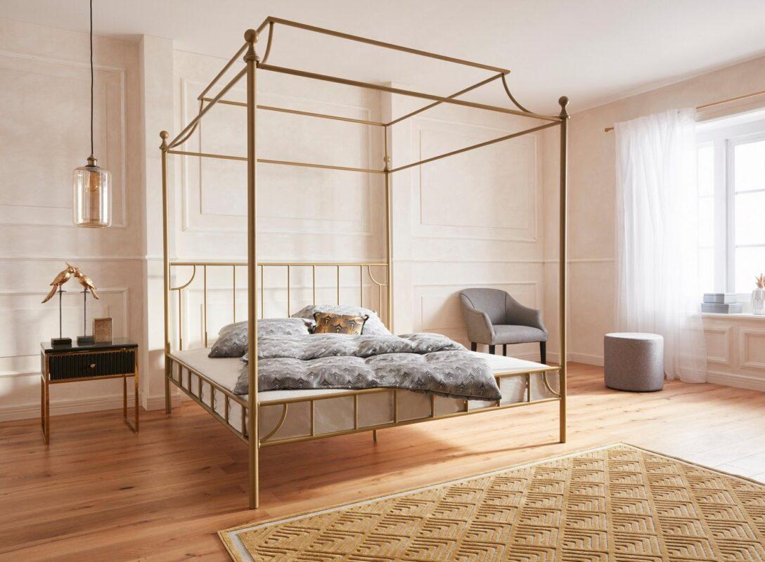 Large Size of Metallbett 100x200 Guido Maria Kretschmer Home Living Metallbetten Online Kaufen Betten Bett Weiß Wohnzimmer Metallbett 100x200