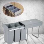 Einbau Mülleimer Wohnzimmer Einbau Mülleimer Mlleimer Abfallsammler Abfalleimer Mlltrennung Vollauszug Küche Einbauküche Mit E Geräten Gebraucht Kaufen Velux Fenster Einbauen