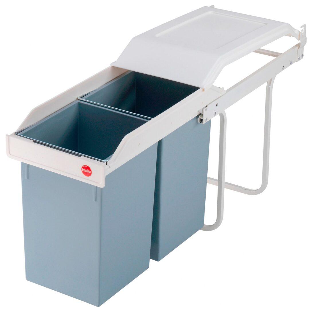 Large Size of Müllsystem Hailo Einbau Mlleimer Multi Bo2 14 L Kaufen Bei Obi Küche Wohnzimmer Müllsystem