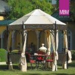 Pavillon Metall Rund Gartenpavillon 6 Eckig Mit Dach Romeo Regal Runder Esstisch Ausziehbar Weiß Sri Lanka Rundreise Und Baden Sofa Halbrund Bett Runde Wohnzimmer Pavillon Metall Rund