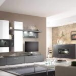 Betonwand Wohnzimmer Inspirierend Einzigartig Scheibengardinen Küche Industrial Esstisch Wohnzimmer Scheibengardine Industrial
