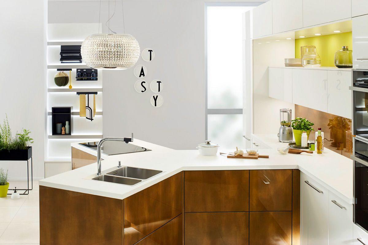 Full Size of Welche Kchenform Y Kche Von Ballerina Vorteile Küchen Regal Wohnzimmer Ballerina Küchen