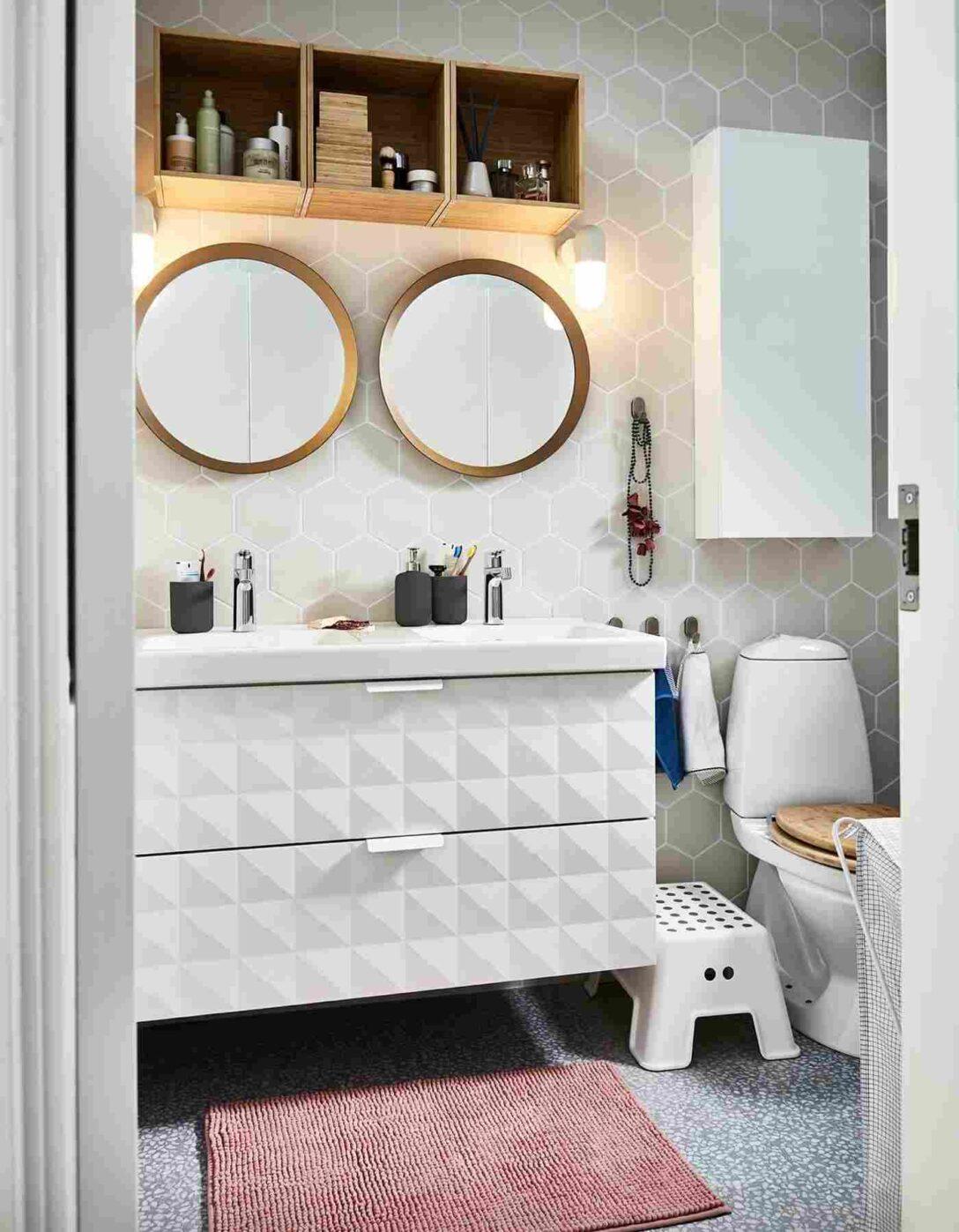 Large Size of Wandregal Ikea Küche Badezimmer Ideen Diese Badmbel Aus Katalog 2020 Sind Trendig Gewinnen Blende Kinder Spielküche Kaufen Doppelblock Sitzgruppe Wohnzimmer Wandregal Ikea Küche