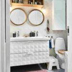 Wandregal Ikea Küche Badezimmer Ideen Diese Badmbel Aus Katalog 2020 Sind Trendig Gewinnen Blende Kinder Spielküche Kaufen Doppelblock Sitzgruppe Wohnzimmer Wandregal Ikea Küche