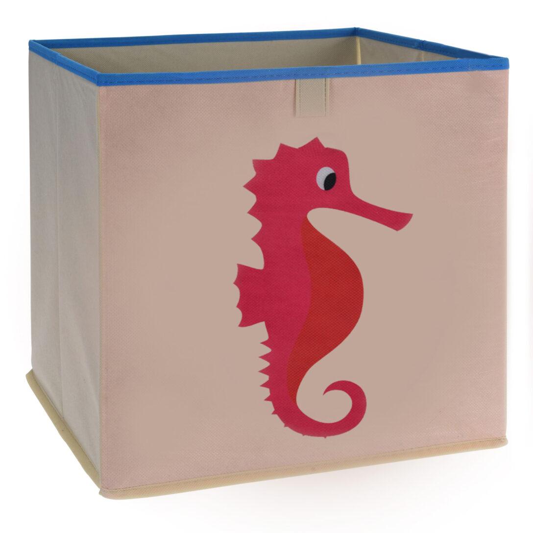 Large Size of Aufbewahrungsbox Kinderzimmer Aufbewahrungsboseepferd 32cm Faltbar Spielzeugkiste Regale Garten Regal Weiß Sofa Wohnzimmer Aufbewahrungsbox Kinderzimmer