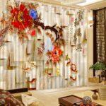 Küchenvorhänge Chinesische Fenster Vorhang Foto 3d Vorhnge Landhausküche Bett 180x200 Fürs Wohnzimmer Sofa Duschen Esstische Wohnzimmer Moderne Küchenvorhänge