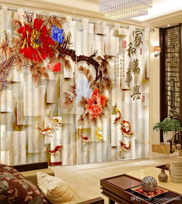 Medium Size of Küchenvorhänge Chinesische Fenster Vorhang Foto 3d Vorhnge Landhausküche Bett 180x200 Fürs Wohnzimmer Sofa Duschen Esstische Wohnzimmer Moderne Küchenvorhänge