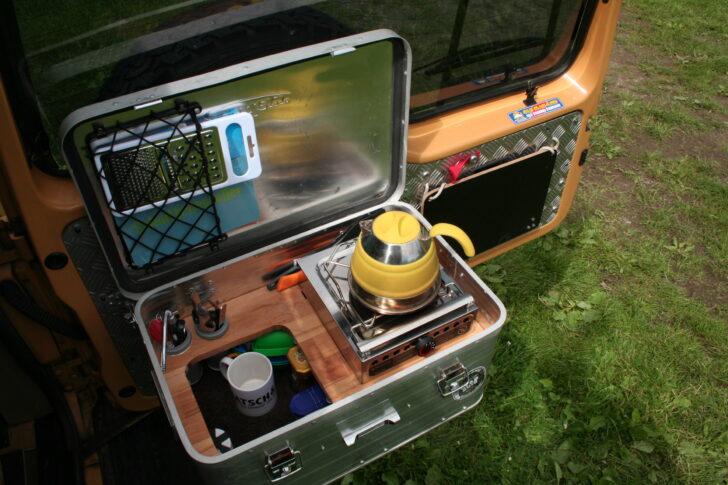 Mobile Küche Camping Kais Kochkiste Kompakte Campingkche Fr Alle Einstze Kaufen Günstig Schnittschutzhandschuhe Handtuchhalter Bank Pantryküche Mit Wohnzimmer Mobile Küche Camping