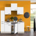 Miniküchen Wohnzimmer Miniküchen Optikompakt Minikche 180 Cm