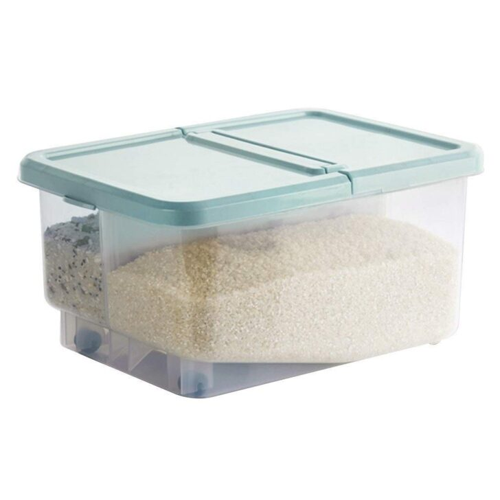 Medium Size of Lyatw Geschlossen Reis Lagerung Eimer Aufbewahrungsbehälter Küche Wohnzimmer Aufbewahrungsbehälter