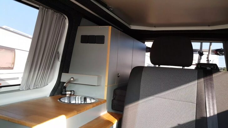 Medium Size of Ausziehbett Camper Easy Freizeit Wittke Bett Mit Wohnzimmer Ausziehbett Camper