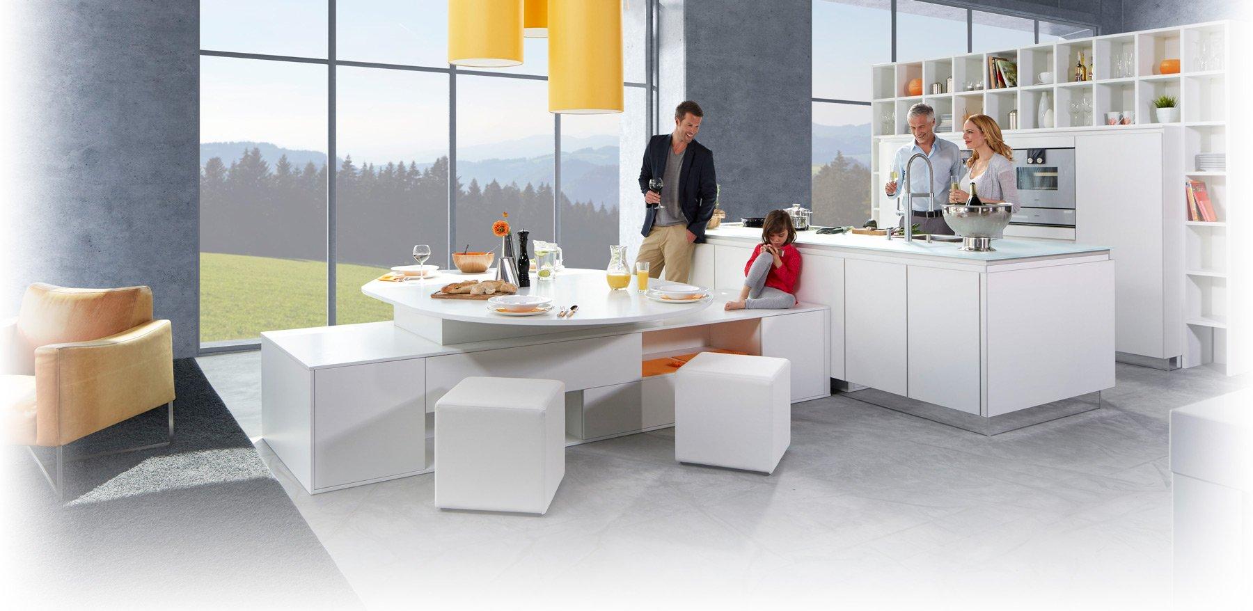 Full Size of Miele Komplettküche Klassische Kchen Zeitlos Und Schn Plana Kchenland Küche Wohnzimmer Miele Komplettküche
