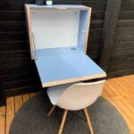 Klapptisch Home Office Imac 215 Schreibtisch Platz Sparen Garten Küche Wohnzimmer Wand:ylp2gzuwkdi= Klapptisch