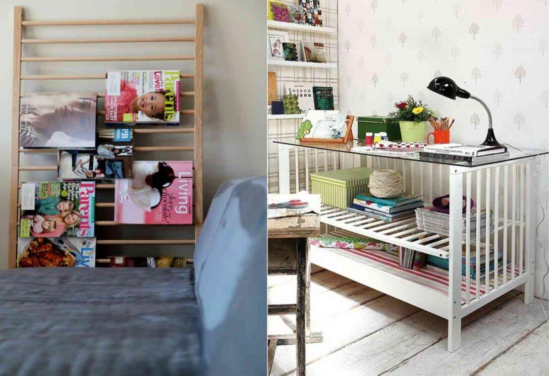 Large Size of Kinderbett Diy Babybett Umbauen In Verschiedene Mbel Ideen Und Anleitungen Wohnzimmer Kinderbett Diy