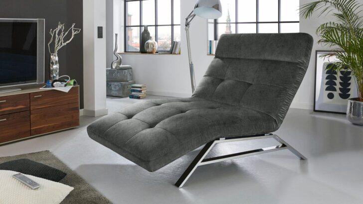 Medium Size of Relaxliege Verstellbar Riviera In Velour Stoff Grau Motorisch Wohnzimmer Garten Sofa Mit Verstellbarer Sitztiefe Wohnzimmer Relaxliege Verstellbar