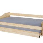 Sofabett Inkl Gsteliege Malte Massivholz Natur 90 Real Wohnzimmer Interlink Funktionscouch Lotar