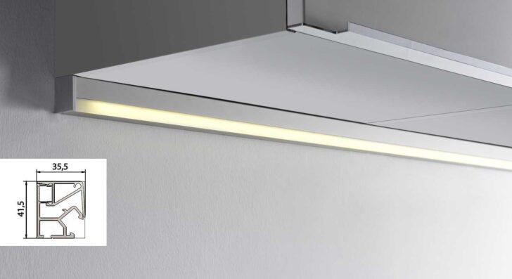 Medium Size of Nolte Hängeschrank Profilleiste Mit Led Ambientebeleuchtung Versandkostenfrei Betten Wohnzimmer Küche Höhe Glastüren Schlafzimmer Badezimmer Bad Weiß Wohnzimmer Nolte Hängeschrank