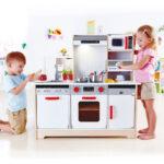 Spielküche Multifunktionale Spielkche Fr Kleine Hobbykche Kinder Wohnzimmer Spielküche
