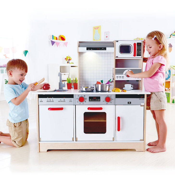 Medium Size of Spielküche Multifunktionale Spielkche Fr Kleine Hobbykche Kinder Wohnzimmer Spielküche