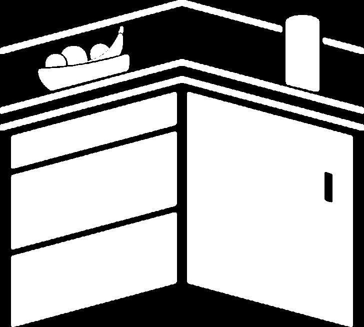 Medium Size of Küchenkarussell Blockiert Intelligente Eckschrnke Fr Kche Kessebhmer Wohnzimmer Küchenkarussell Blockiert