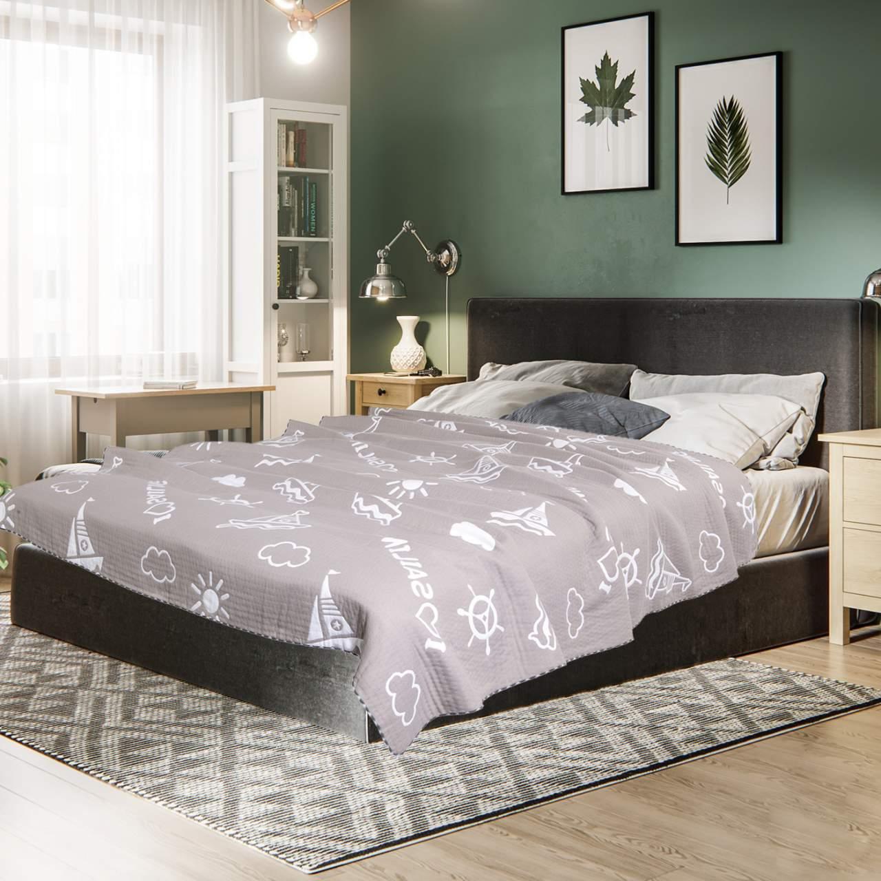 Full Size of Bedspread 100 Cotton Sofa Bed Throw Blanket Patchwork Quilted Big Mit Schlaffunktion Ektorp Grau Sam Schlafsofa Liegefläche 160x200 Sitzhöhe 55 Cm Arten Wohnzimmer Big Sofa Nadja