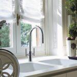 Freistehende Küchen Mischbatterie Kitchen Mixer Graff Verchromtes Regal Küche Wohnzimmer Freistehende Küchen