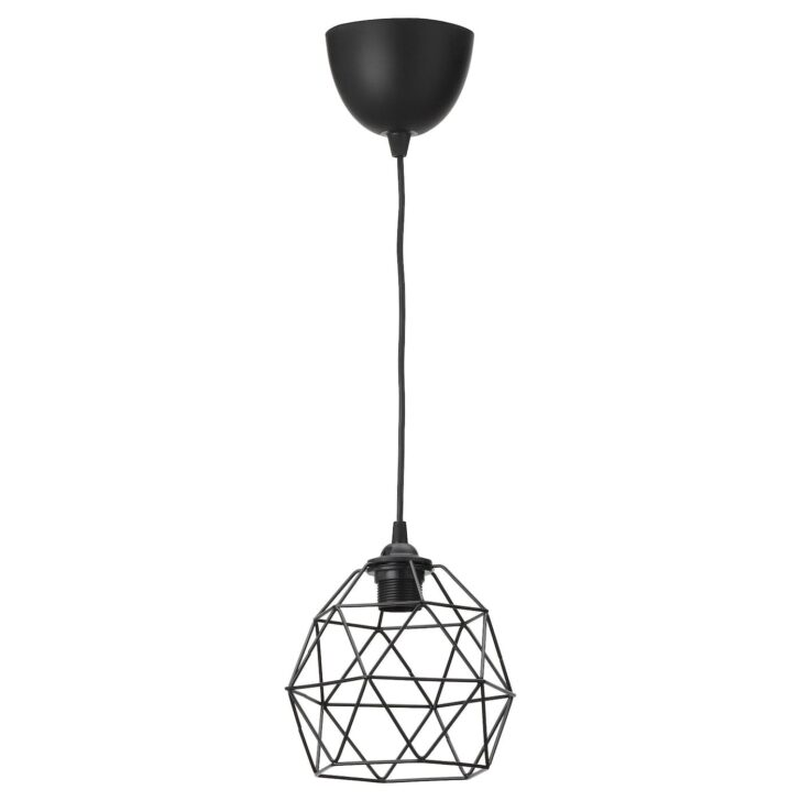 Medium Size of Brunsta Hemma Hngeleuchte Schwarz Anhnger Lampen Ikea Miniküche Betten Bei Küche Kosten 160x200 Modulküche Sofa Mit Schlaffunktion Kaufen Wohnzimmer Wohnzimmerlampen Ikea