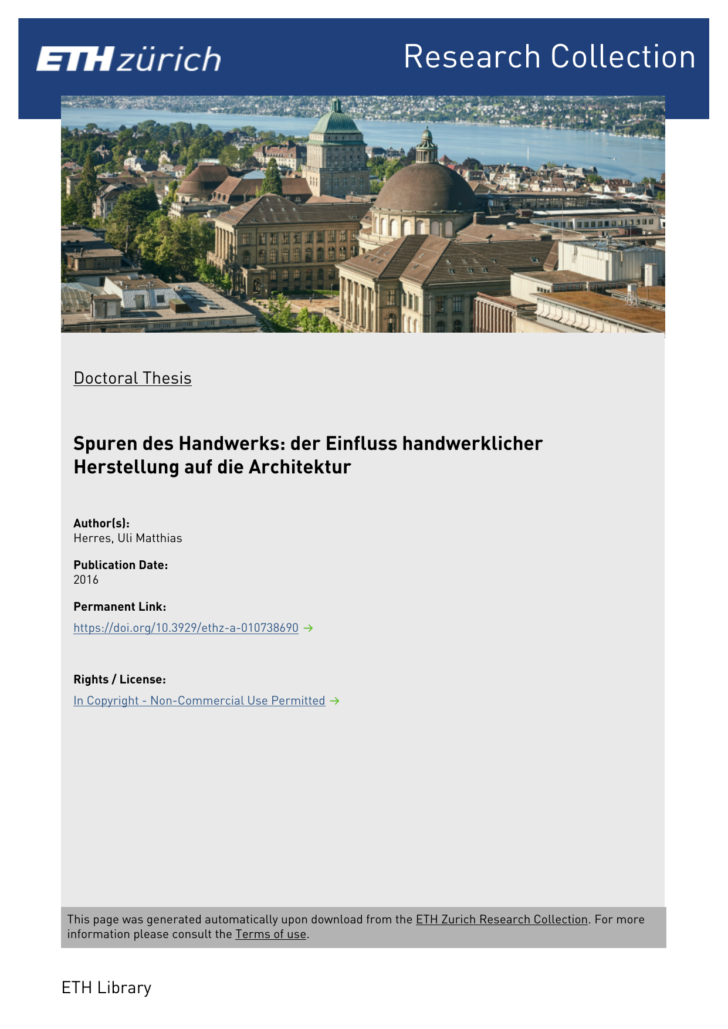 Medium Size of Eichenbalken Bauhaus Kaufen Spuren Des Handwerks Der Einfluss Eth E Fenster Wohnzimmer Eichenbalken Bauhaus