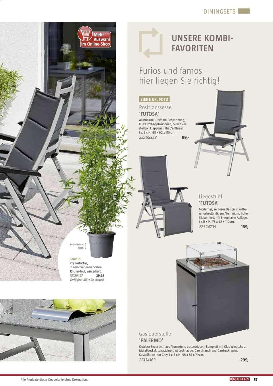 Full Size of Bauhaus Liegestuhl Prospekt 2712020 3062020 Rabatt Kompass Garten Fenster Wohnzimmer Bauhaus Liegestuhl